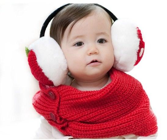 giữ ấm và vệ sinh cho trẻ vào mùa lạnh như thế nào